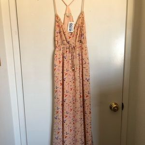NWT Double Zero Maxi Dress
